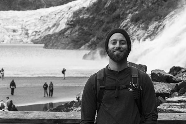 Mendenhall Glacier Juneau, Alask