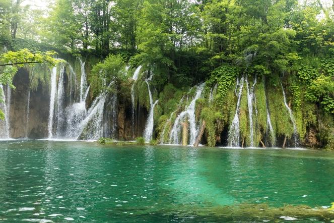 Plitvička Falls